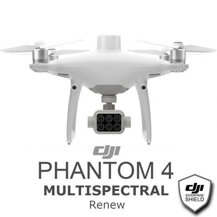 DJI Enterprise Shield Renew Phantom 4 Multispectral - UBEZPIECZENIE