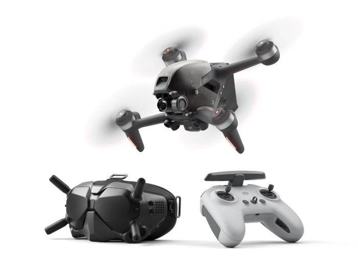 DJI FPV Combo - dron wyścigowy