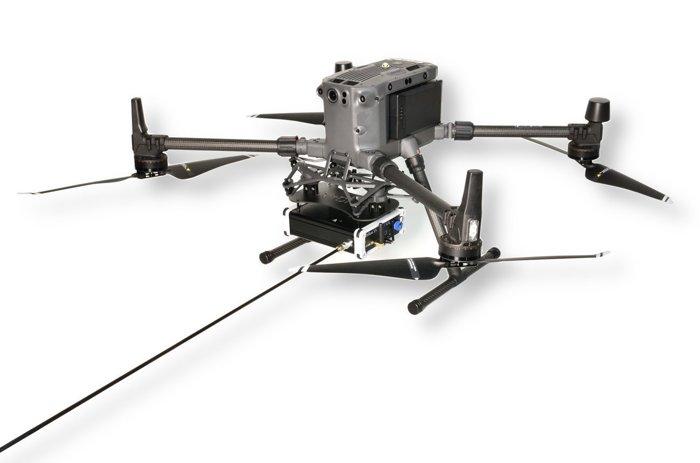 Dron antysmogowyy SoftBlue AirDron