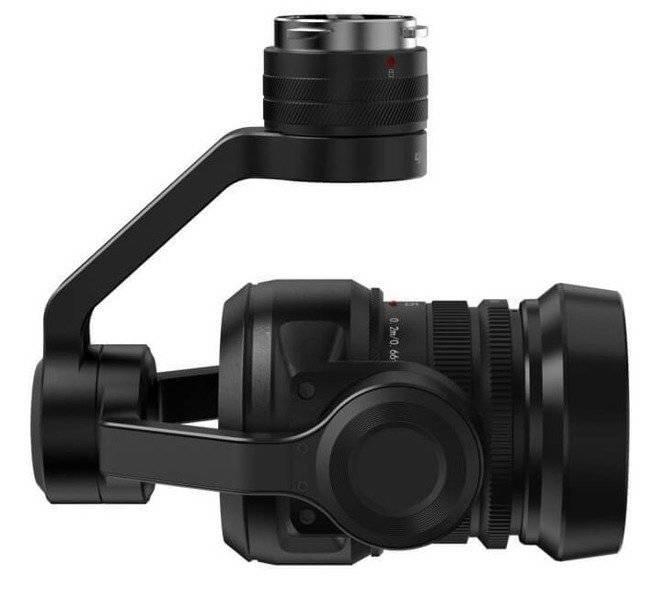 Kamera DJI Zenmuse X5S