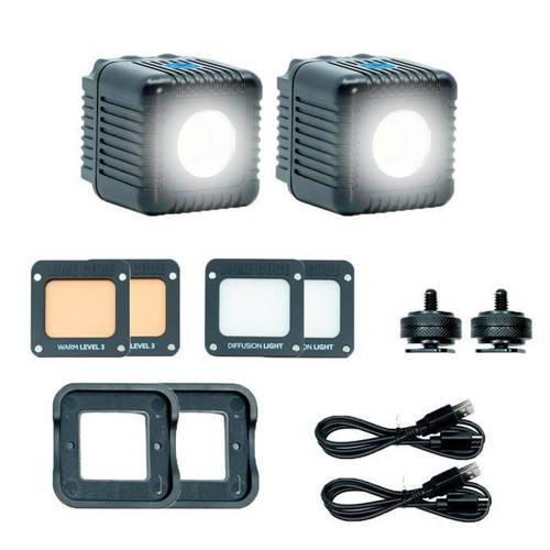 Lume Cube 2.0 Dual Pack
