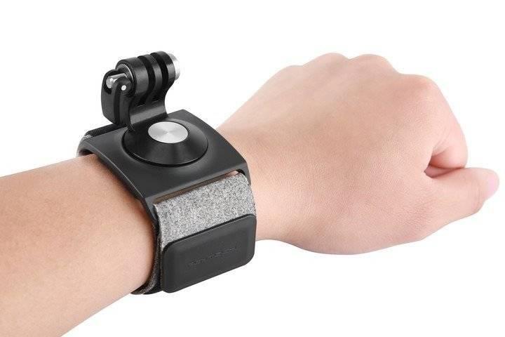 Mocowanie na nadgarstek i dłoń PGYTECH do DJI Osmo Pocket i kamer sportowych (P-18C-024)